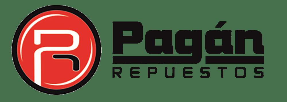 Repuestos Pagán Logo